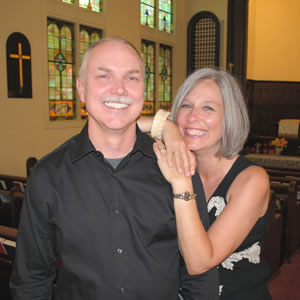 Pastor Scott and Rhonda Archer